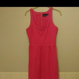 Cynthia Rowley fuschia dress size L